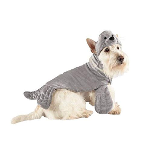 Hyde and Eek! Boutique - Seal Pet Dog Costume, Small (Up to 20 -