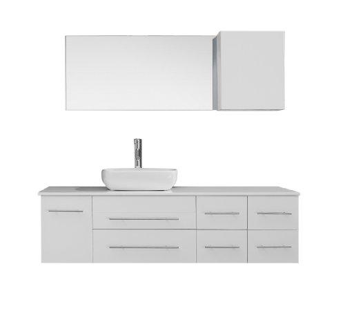 Modern Bath Vanity Set - 8
