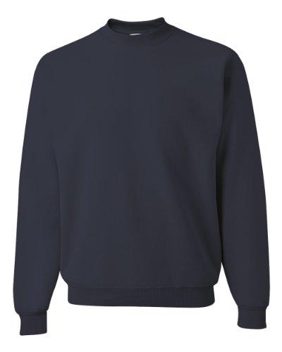 Jerzees Men's Super Sweats Crew Neck Sweatshirt (Crewneck Sweatshirt Sweats Super)