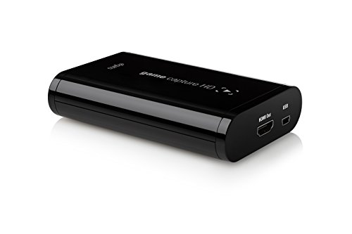 Elgato Game Capture HD - Xbox and PlayStation High Definition Game Recorder for Mac and PC, Full HD 1080p
