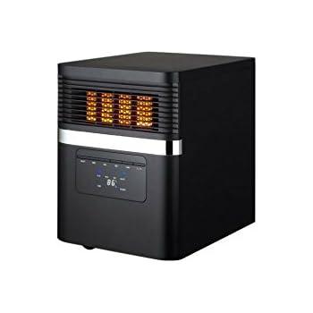 Amazon Com Soleil Quartz Infrared Electric Space Heater