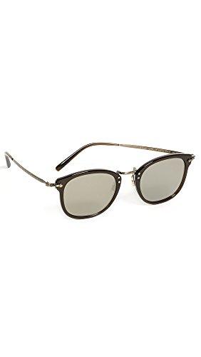 Oliver Peoples Eyewear Men's OP-506 Sunglasses, Dark Military, One - Sun Classes Dark