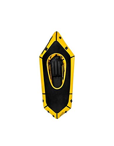 Kokopelli Nirvana Self-Bailing Packraft with Tizip-Yellow for sale  Delivered anywhere in USA