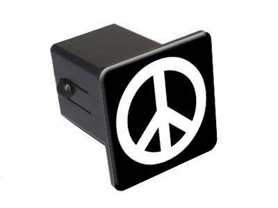 Share the Road Euro Oval Tow Trailer Hitch Cover Plug Insert 1 1//4 inch Bicycle 1.25 Graphics and More