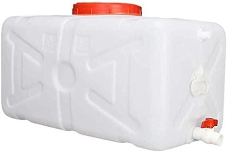 RSH 30L De Agua Depósito Bidón De Agua con Grifo Envase Agua Que Acampa Impermeable Y Resistente Portátil para Auto, Viajar, Senderismo, Pesca, ...