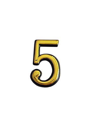 Calidad puerta papelera números dígitos Dirección cartel ...
