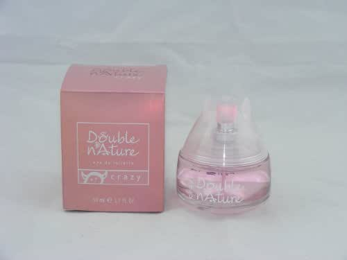 Jafra Double Nature Crazy EDT 1.7 Fl.oz