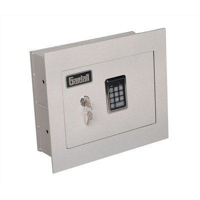 Concealed Commercial Wall Safe Lock Type: Electronic And Key Lock, Size: 5.5