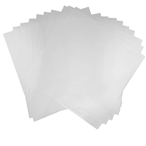 - 12pcs 6mil Blank Stencil Material, 12 x 12inch- Perfect for Use with Cricut & Silhouette Machines