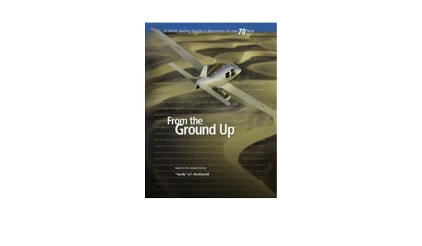 From the ground up canadas primary aeronautical ground school from the ground up canadas primary aeronautical ground school reference manual for private pilots license based on the original text by sandy af fandeluxe Image collections