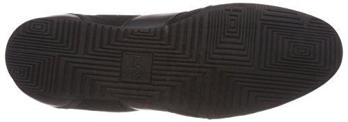 Black mxme Lighter BOSS Sneakers Basses Homme 005 Lowp Athleisure Noir PxxZqtU85