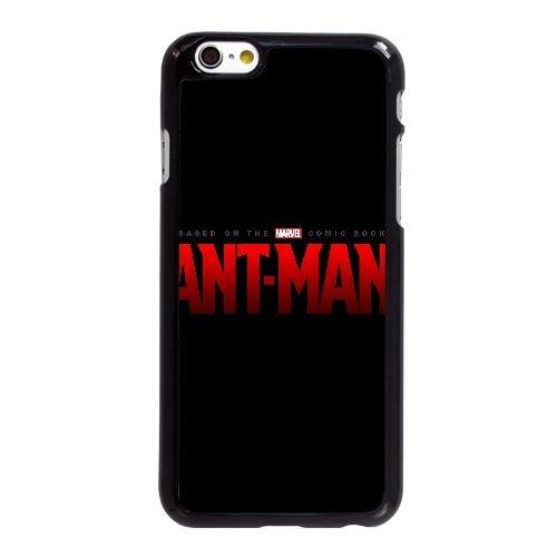 Q2D73 Ant Man Film Logo M1F0UC coque iPhone 6 Plus de 5,5 pouces cas de couverture de téléphone portable coque noire KK6QLJ8KJ