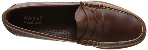 Gh Bass & Co. Mens Larson Penny Loafer Saddle Tan