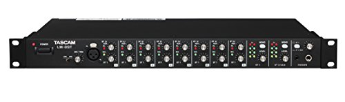 Tascam LM8ST Stereo Line Mixer