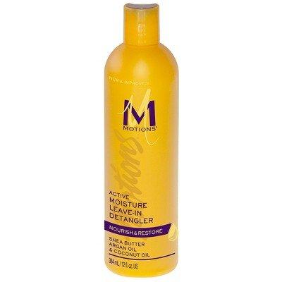 Motions Hair Lotion (Motions Active Moisture Leave-In Detangler, 12 Ounce)