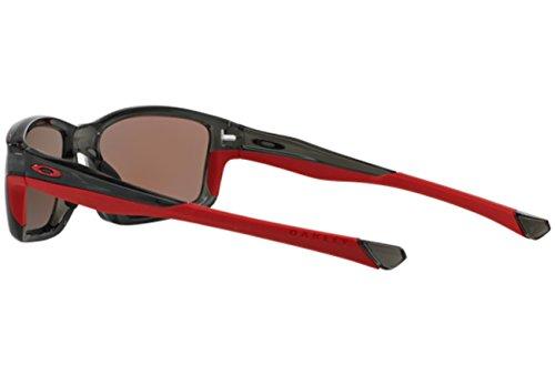 ChainlinkOcchiali grigio Oakley rosso Da Uomo Sole donna Sonnenbrille Fumo iridio qUSVpLMzG