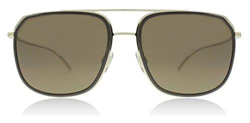 Dolce & Gabbana Uv Protection Sunglasses (Dolce & Gabbana Men's DG2165 Brown/Pale Gold/Brown Sunglasses)