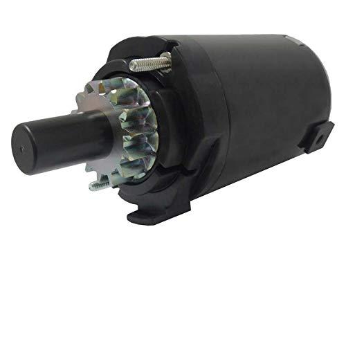 New Starter For Kohler 18 19 21 HP 20-098-01 20-098-01S 20-098-05 20-098-05S 20-098-06 20-098-06S 20-098-08 20-098-10 20-098-10S Toro New Holland K0H2009805S KH2009805S 2009805 by Parts Player