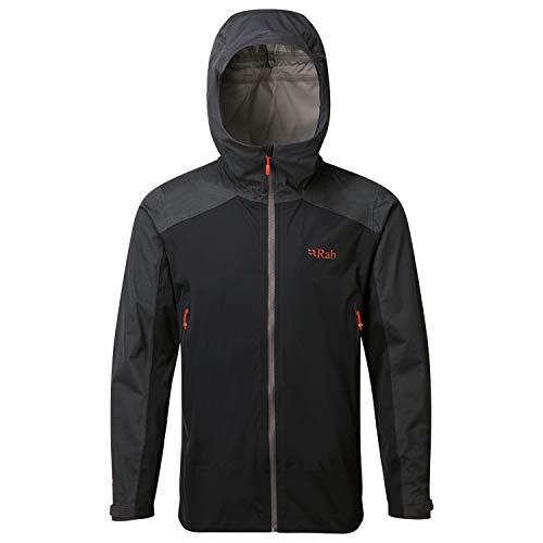 - RAB Kinetic Alpine Jacket - Men's Beluga Large