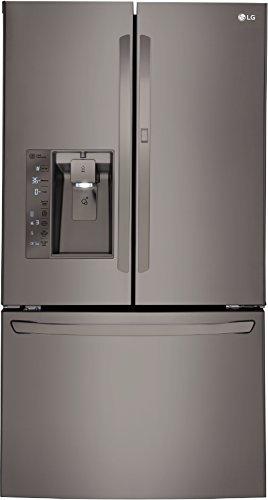 LG LFXS30766D Refrigerator Compressor Stainless