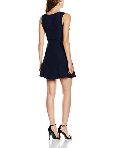 Les Sophistiquees Abito Smanicato, Vestido Para Mujer Azul (Bleu 06)