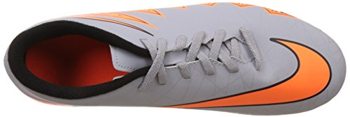 Nike Men's Hypervenom Phade Ii Fg Football Boots Multicolor - Mehrfarbig (Wolf Grey/Total Orange/Black/Black) gm6NKS
