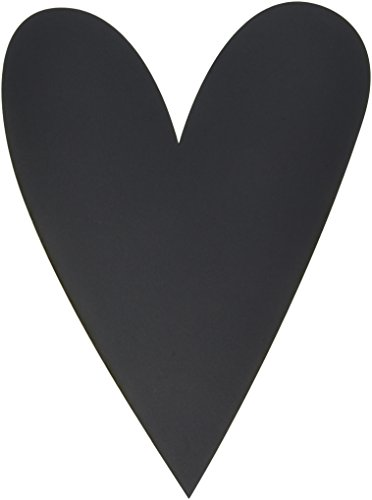 Adorn-It Chalkboard Surfaces, 12 by 18-Inch, Heart