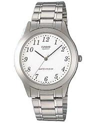 Casio Mens MTP-1128A-7B Steel Bracelet watch