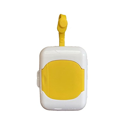 Cheap  Coohole Cute Baby Travel Wipe Case Child Wet Wipes Box Changing Dispenser..
