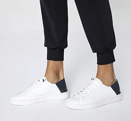 AJISAI Women's Joggers Pants Drawstring Running Sweatpants with Pockets Lounge Wear