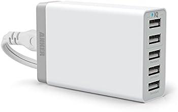 Anker 40W 5-Port Desktop USB Charger