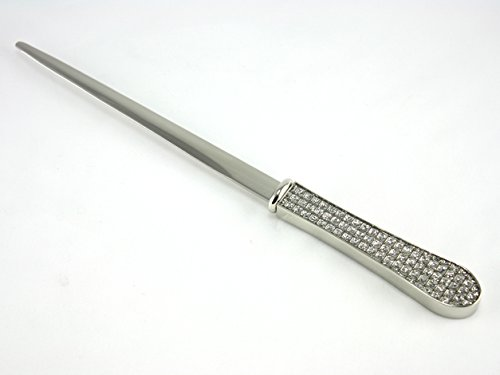 - Skyway Sparkling Bling Letter Opener Silver - 9 Inch