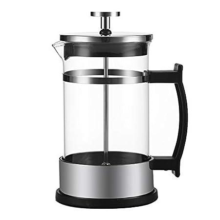 Presión doméstica Simple presión Manual Olla cafetera cafetera 304 ...
