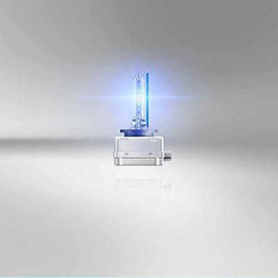 OSRAM Xenarc Cool Blue Intense D1S Xenon HID Car Bulb (Twin) 66140CBI-HCB: Automotive