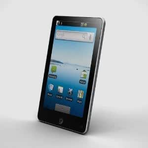 """7"""" ePad Android 2.2 Tablet WIFI Touch Screen"""