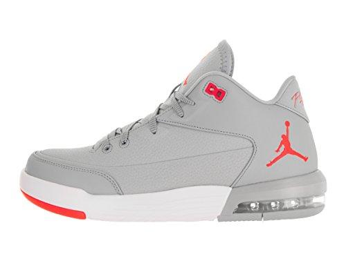 Nike Herren Jordanië Herkomst 3 Basketballschuhe, Talla Gris (gris (wolfsgrauw / 23 Infrarood-wit))