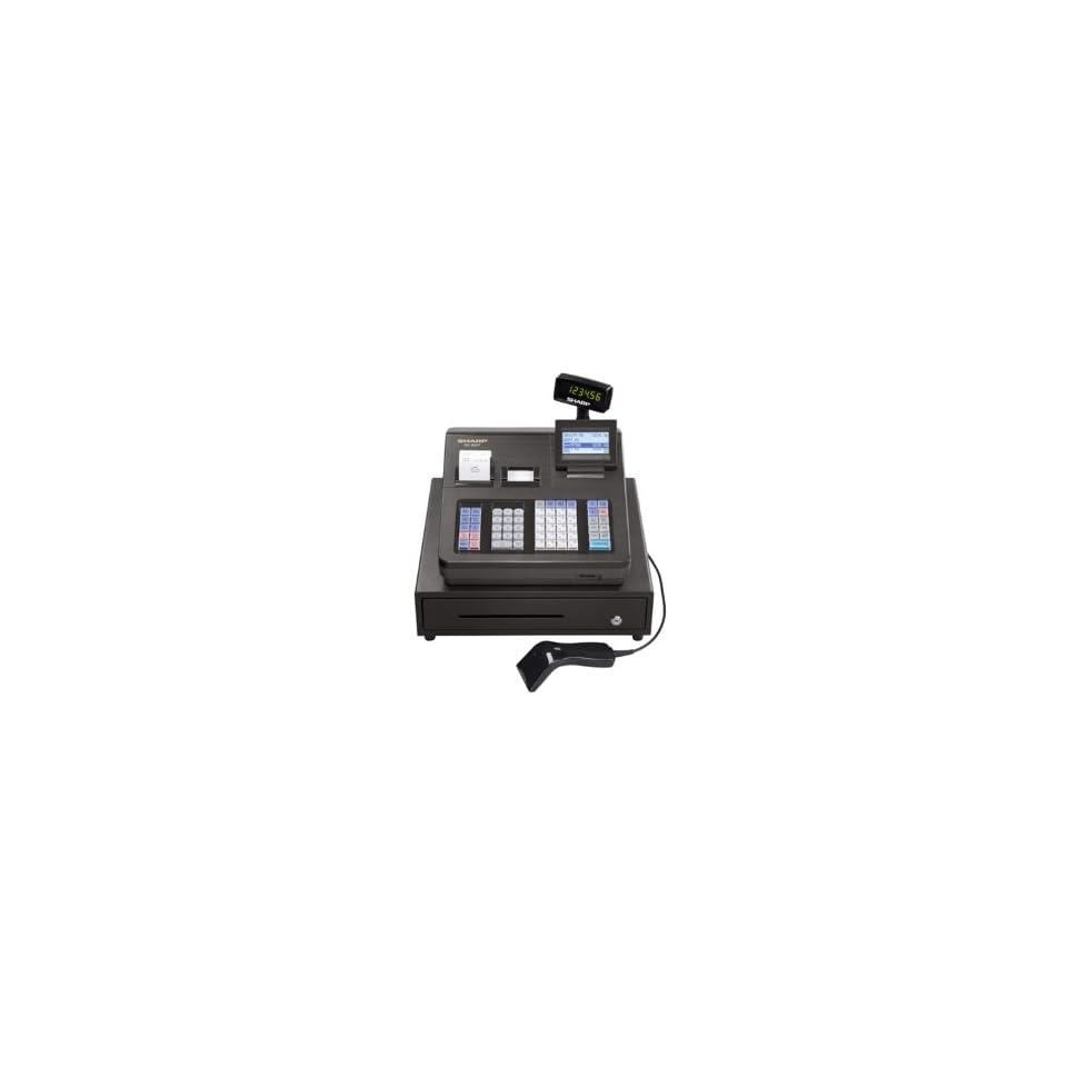 Sharp XEA507 Bar Code Scanning and Dual Receipt Cash Register ...