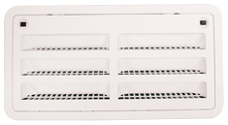 Side Access Panel (Dometic 3109492.003 Polar White Lower/Upper Side Vent)