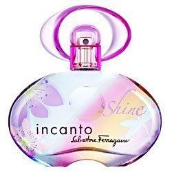 Salvatore Ferragamo Incanto Shine 3.4 Oz 100 Ml Eau De Toilette Spray New in Box - Incanto Shine Eau De Parfum Spray
