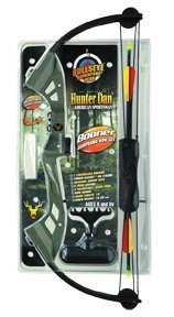 Hunter Dan Booner G-Max Compound Bow Set 155 (And Arrow Set Starter Bow)