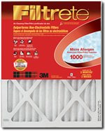"3M Micro Allergen Reduction Filter 14"" x 36"" x 1"" (9844DC-6)"