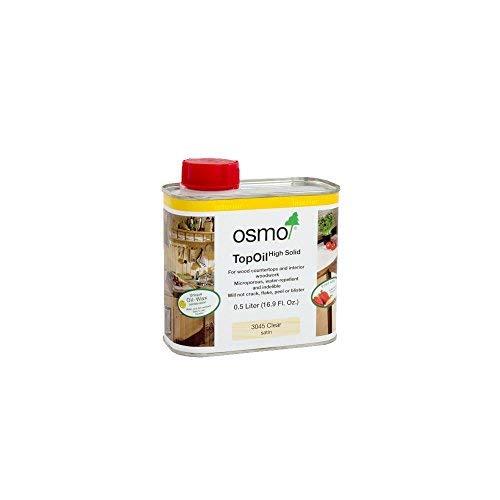 OSMO Top Oil Satin (Repair Barrel Crate And)
