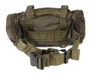 ProForce Equipment Response Pak – Olive, Outdoor Stuffs