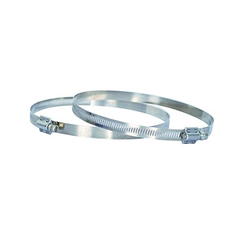 Stainless Steel Duct Hose Clamp (Hydro Crunch 12