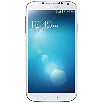 Samsung Galaxy S4 SGH-I337 USA GSM Unlocked Cellphone, 16GB, Frost White