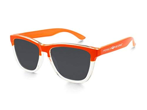 Gafas de sol MOSCA NEGRA modelo ALPHA DUAL Black - Polarized ...