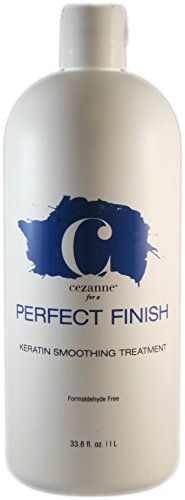 Cezanne Formaldehyde Free Keratin Smoothing Treatment 32 Oz (946 ml) by Cezanne
