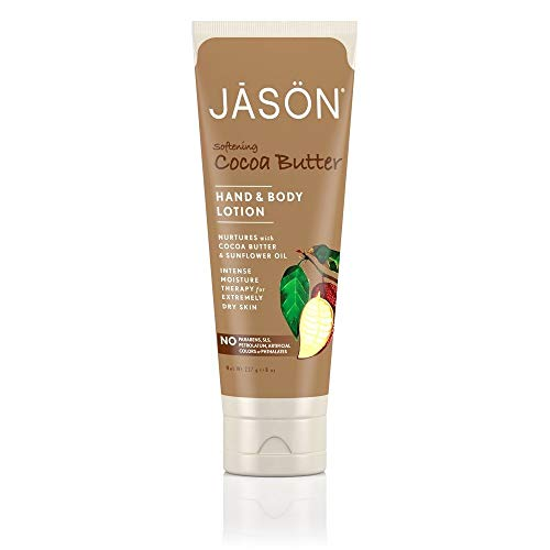 (Jason Pure Natural Softening Cocoa Butter Hand & Body Lotion - 8 oz - 2 pk)