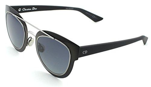 Christian Dior Chromic/S Black Matte Ruthenium Frame / Gray Gradient Lens ()
