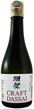 〔セット商品〕獺祭 (だっさい) CRAFT DASSAI 純米大吟醸 磨き三割九分 300ml × 12本セット